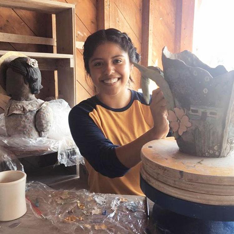 Kathy Garcia Vectors exhibition profile photo