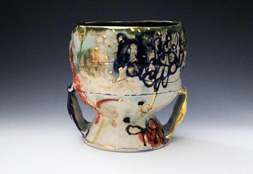 """Porcelain, 2015, 8""""X8""""8"""""""