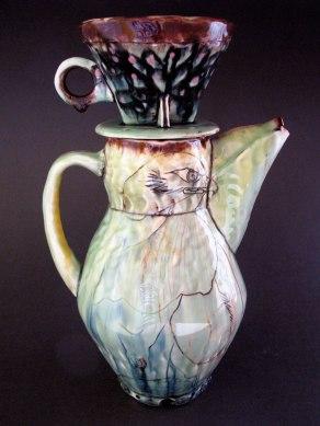 """Porcelain, 2010, 12""""X7""""X6"""""""