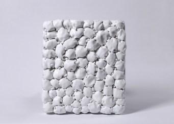 47x56x9cm, porcelain, 2017