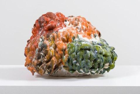 """ceramics, 13""""x18""""x16"""", 2015"""