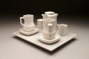 """Coffee (2),11"""" x 18"""" x 13"""", 2011"""