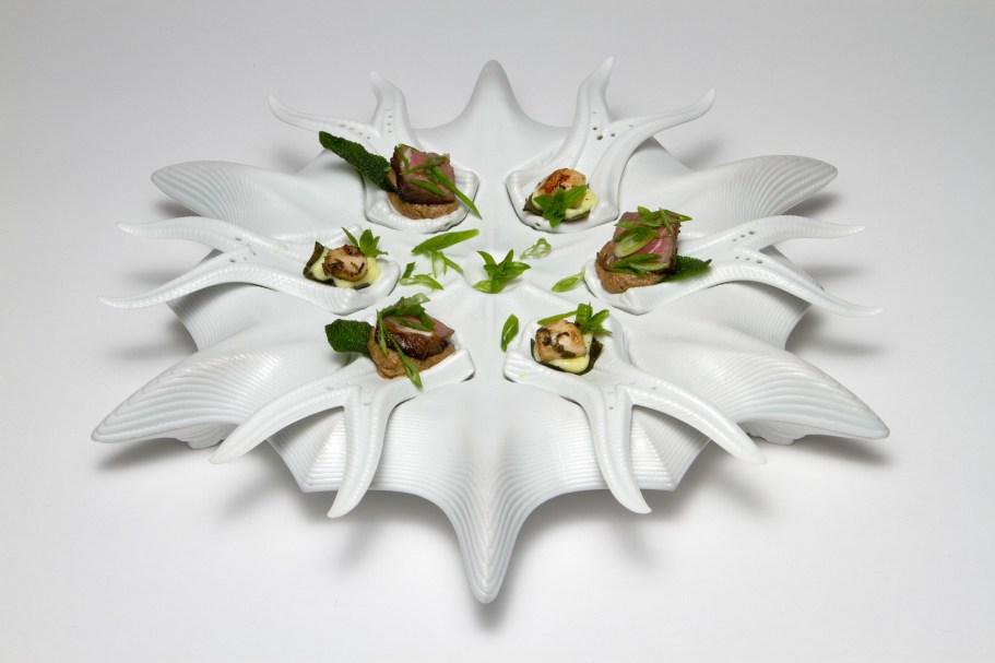 Porcelain – Food, Slipcast