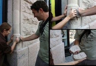 porcelain, steel, artist, public participation, 2010 - Present