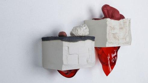 """Özgü Gündeşlioğlu, """"red"""" from on earth series"""