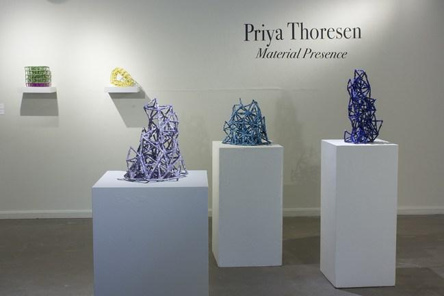 "Priya Thoresen, ""Material Presence"""