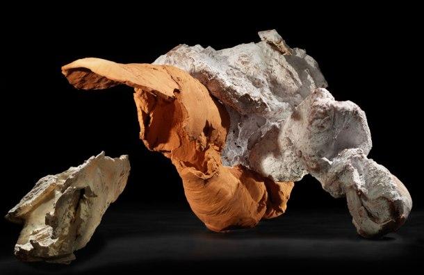 """Stoneware, Earthenware, Cone 04 Gas Reduction, H 42"""" x L 62"""" x W 43"""""""