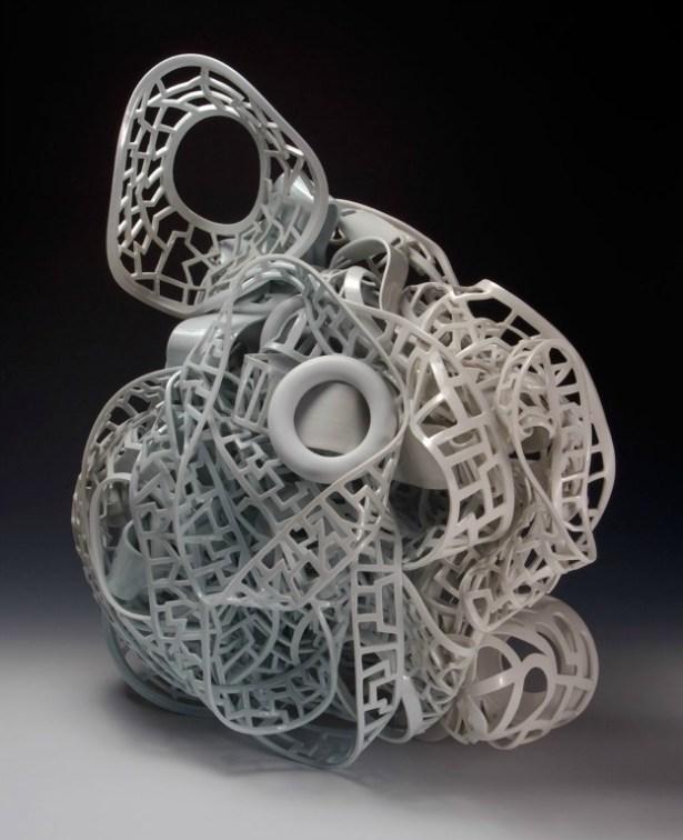 """11/2011, Porcelain, 28x24x19"""""""
