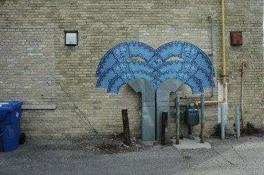 "Rory MacDonald, ""Winnipeg Arch border"""