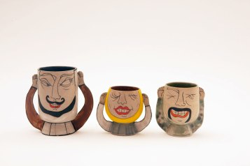 "Shirley Bhatnagar, ""Anthropomorphic Tableware"""