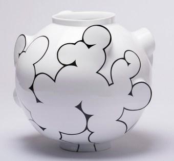 "Sam Chung, ""Cloud Moon Jar"""