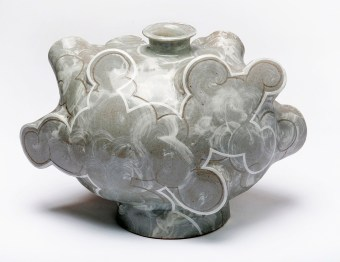 "Sam Chung, ""Cloud Bottle"""