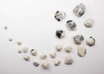 2014, ceramic, underglaze transfers, 35x47x5