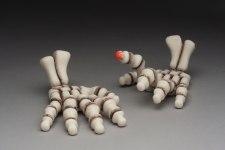 """Porcelain, 1"""" x 4"""", 2012"""