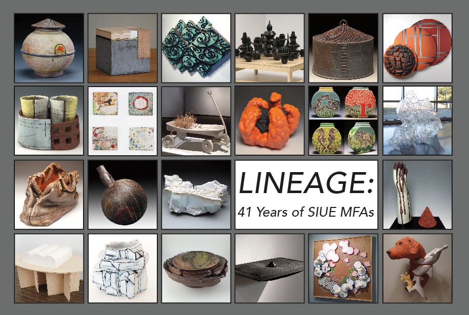 Lineage exhibition