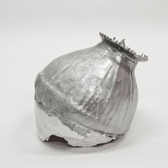 "12""x11""x10"", aluminum, ceramic shell"