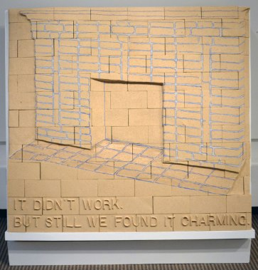 Brick, 5 ½' x 5 ½', 2012