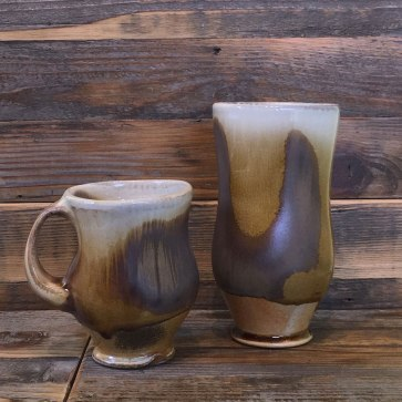 "Tara Wilson, ""Mug and Tumbler"""