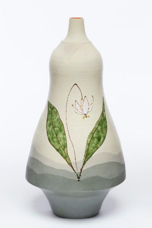 Ursula Hargens, Vase (Dwarf Trout Lily)