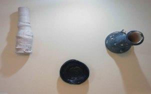 Installation, Ceramic. 2012