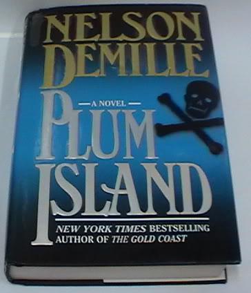 nelson demille plum island