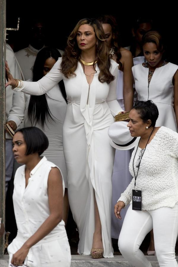 Mother-Tina-turned-it-out-in-white.-Love-it