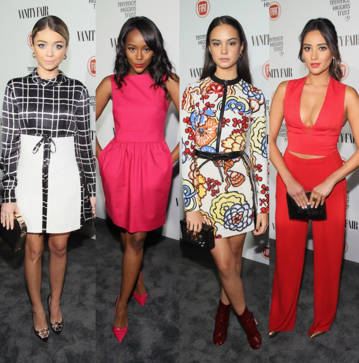 VANITY FAIR CAMPAIGN HOLLYWOOD – FIAT YOUNG HOLLYWOOD CELEBRATION