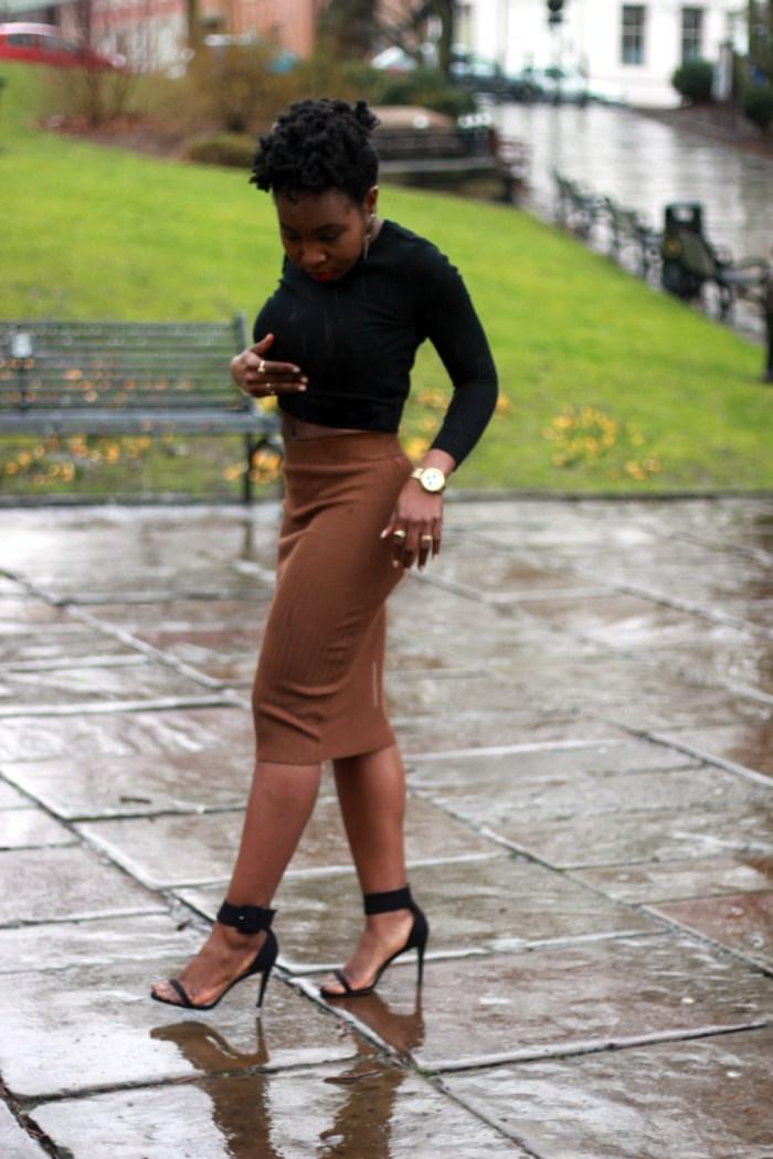 ribbed skirt 88