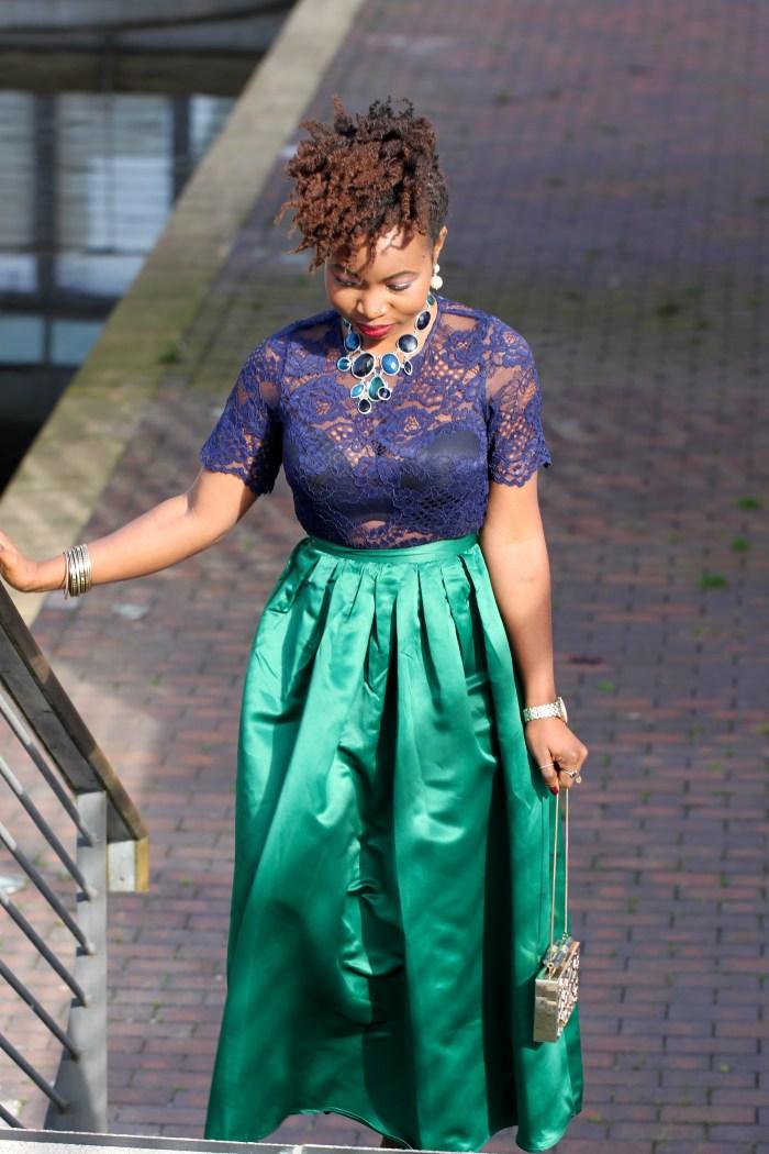 maxi skirt 789 a