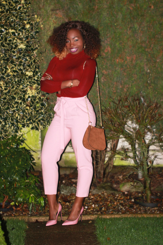 dusty pink saint laurent 105 court heels a