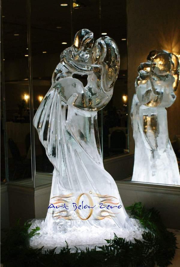Wedding Ice Sculptures Art