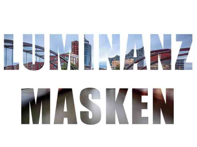 Luminanzmasken Photoshop Aktion - kostenloser Download