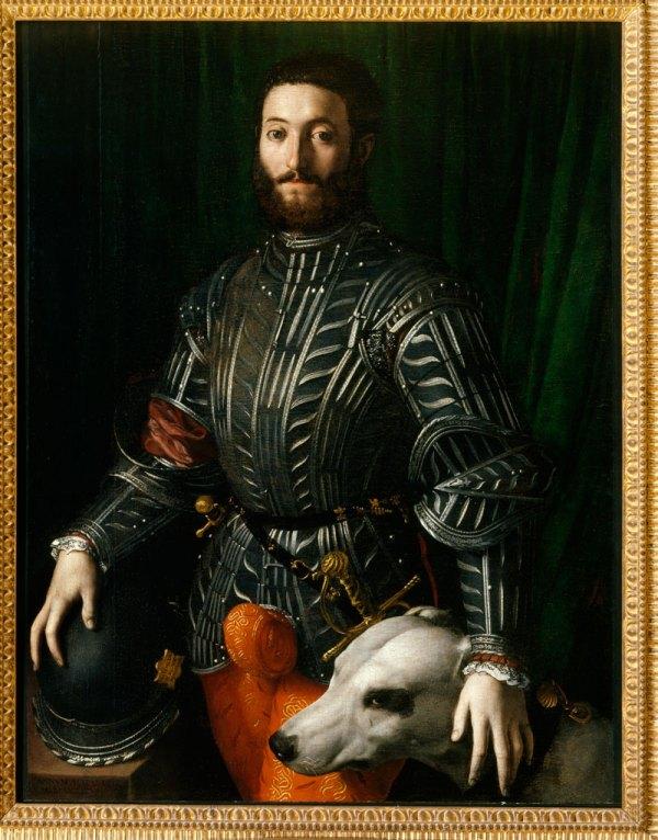 Bronzino Portrait Of Laura Battiferri Art Blart
