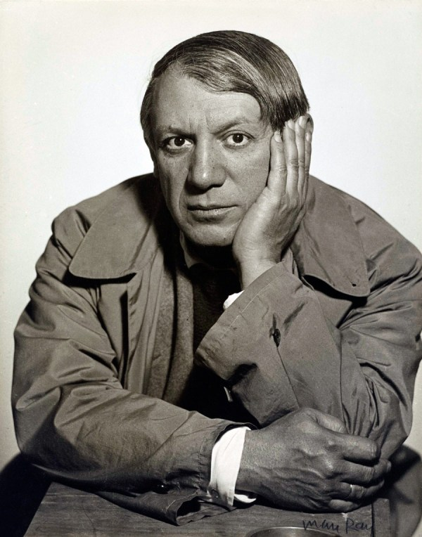 Man Ray Pablo Picasso
