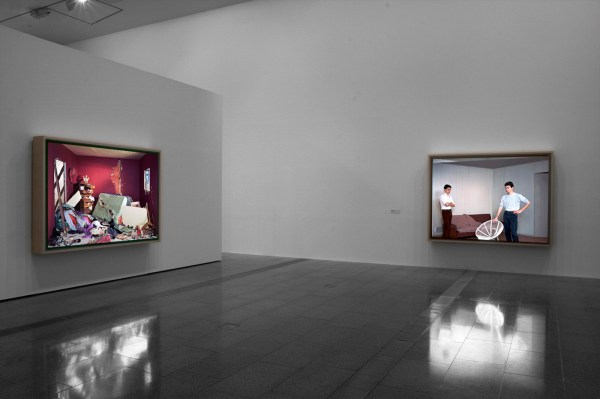 Jeff Wall Installation View