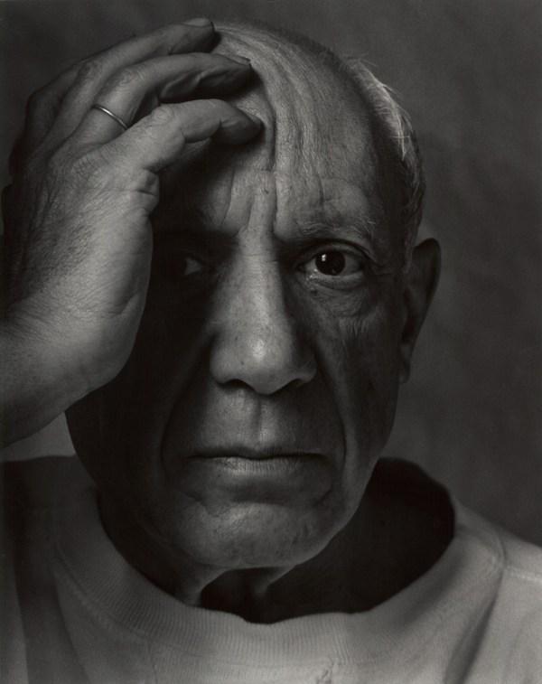 Arnold Newman Pablo Picasso Art Blart