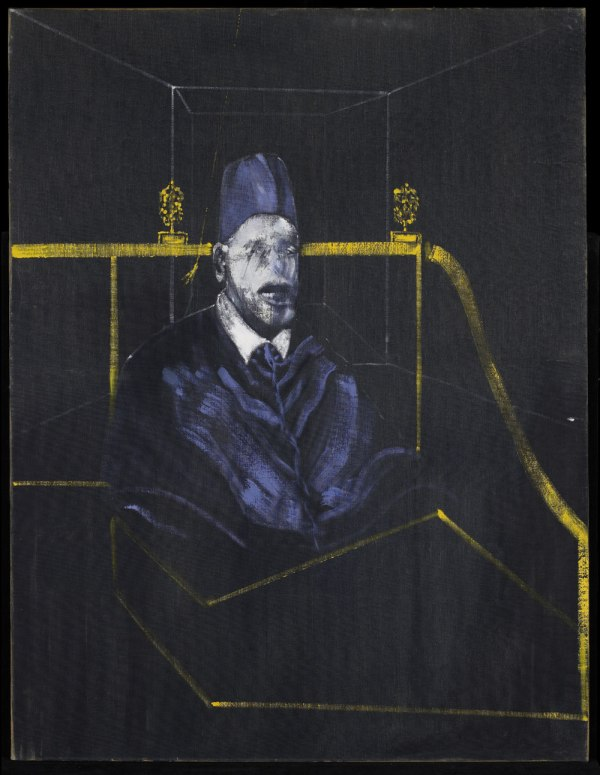 Francis Bacon Tate 'Study for a Portrait'