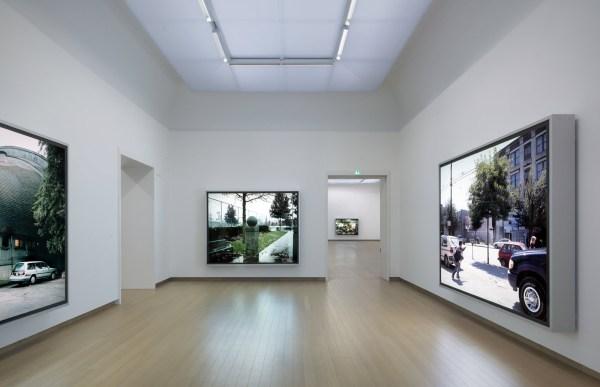 Exhibition Jeff Wall Tableaux 1996-2013 Stedelijk Museum
