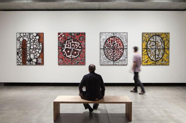 Exhibition Gilbert & George Art