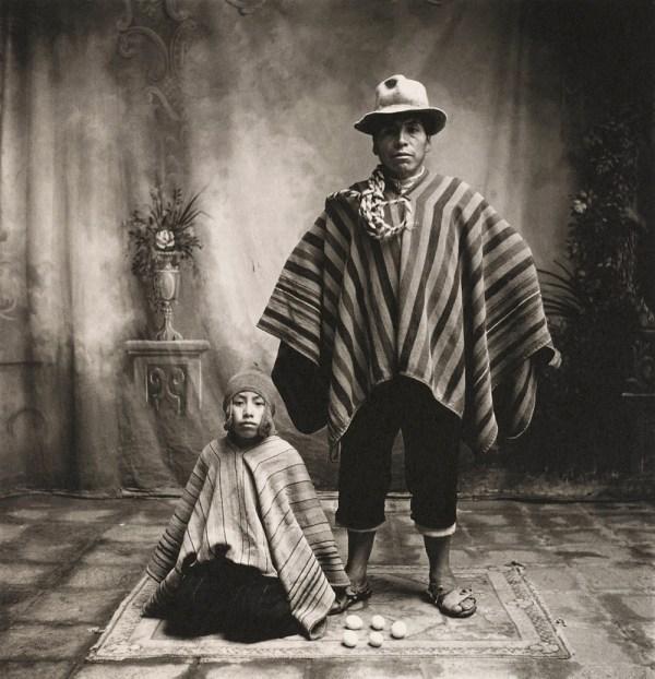 Irving Penn Portrait