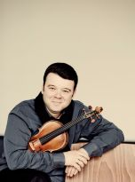 Vadim Gluzman - violinist Pictures taken in December 2011. Photo by Marco Borggreve.