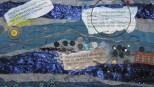 Poem collage