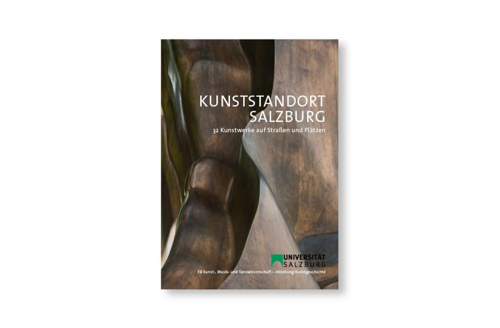 Andrea Gottdang/Ingonda Hannesschläger Kunststandort Salzburg 32 Kunstwerke auf Straßen und Plätzen