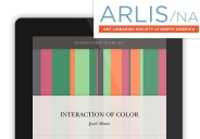 The Art Libraries Society of North America (ARLIS/NA) has selected the Josef Albers Interaction of Color app as the winner of the 35th Annual George Wittenborn Memorial Book Award. The […]