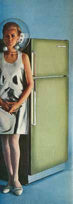 Rothko - refrigerator ad