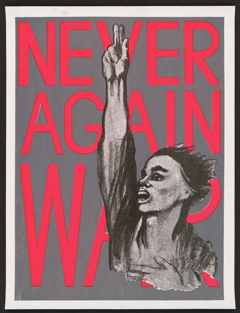 Never Again War - high res