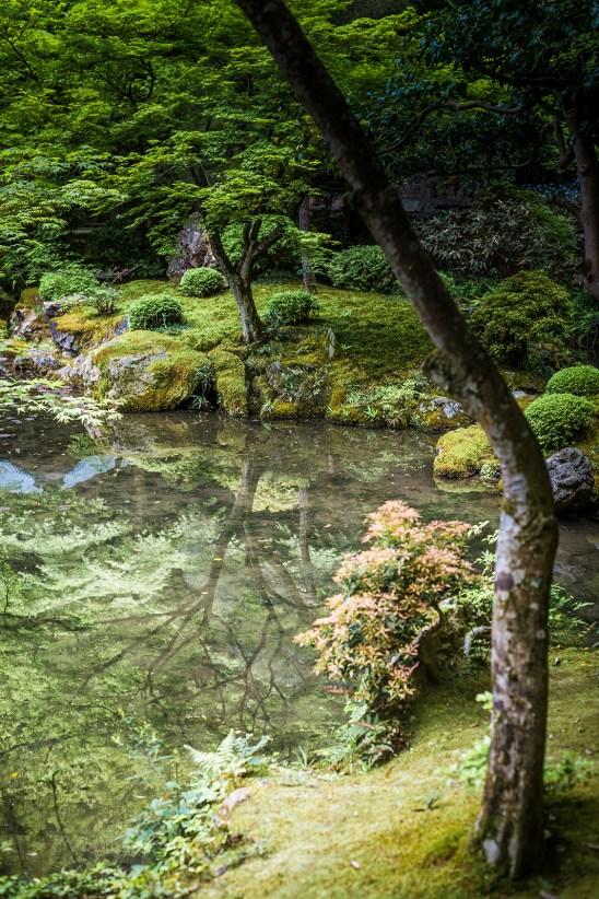 Nanzenji Temple, gardens, Kyoto