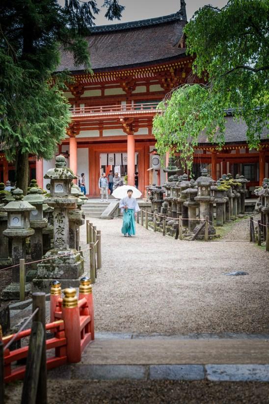 Mizuya Sharine, Nara