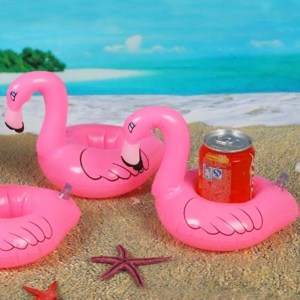Mini Flamingo Floating