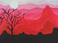 Tint & Shade Landscapes | Art Brut Sessions